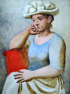 1920-1921, Huile sur toile, Musée de l'Orangerie, Paris