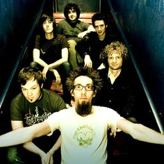 David Crowder Band- Probably one of my all-time favorite Christian bands