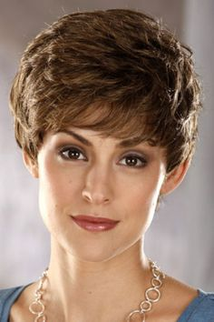 Marcia by Henry Margu Wigs - straight, short hair