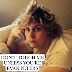 My second edit is of my bæ Evan Peters! Like for a follow!