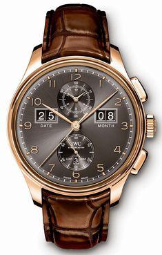 fafa469084c IWC Portuguese Perpetual Calendar Digital Date-Month - Юбилейные часы с  вечным календарем