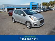 2014 Chevrolet Chevy Spark 1LT Auto Call for Price  miles 904-209-9531 Transmission: Automatic  #Chevrolet #Spark #used #cars #NimnichtChevrolet #Jacksonville #FL #tapcars