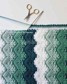 Crochet Ripple Blanket, Afghan Crochet Patterns, Crochet Stitches, Knitting Patterns, Blanket Yarn, Crochet Blankets, Baby Boy Crochet Blanket, Crochet Afghans, Crochet Baby