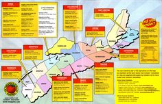 Fun Places to go Apple Picking Nova Scotia Wolfville Annapolis Valley