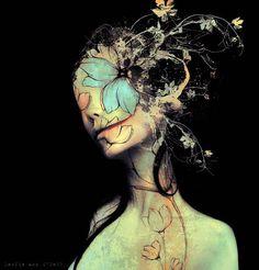 "victoriousvocabulary:DYSPHORIA[noun]a state of dissatisfaction, anxiety, restlessness, or fidgeting.Etymology: Neo-Latin < Greek dysphoría, ""malaise, discomfort"".[Leslie Ann O'Dell - Dysphoria]:"
