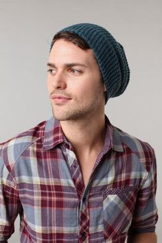 48373963554 PERFECTION  wool hat   plaid shirt Men Accesories