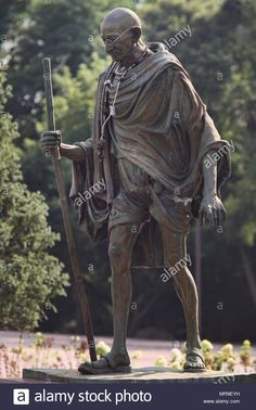 Statue of Mahatma Gandhi in Toronto, Ontario, Canada Stock Photo: 186450085 - Alamy Shree Ram Photos, Mahatma Gandhi Photos, Freedom Fighters Of India, Lord Rama Images, Sculpture Techniques, Photo Background Images Hd, Ganesha Art, Carving Wood, Pottery Sculpture
