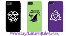 Are you Witch in the UK? Have you seen the Cheeky Witch® Phone Cases Collection?! Lots of designs and colours to choose from - for iphone and Samsung Galaxy models. #witch #witchcraft #wicca #wiccan #pagan #iphone #iphonecase