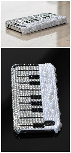 Looks like something Raegan would like! Iphone Cases Bling, Cool Iphone Cases, Cool Cases, Cute Phone Cases, Iphone 4s, Cell Phone Covers, Mobile Phone Cases, Phone Accesories, Iphone Gadgets