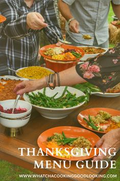 Thanksgiving Dinner Menu - Whatcha Cooking Good Looking? Thanksgiving Dinner Menu, Thanksgiving Side Dishes, Thanksgiving Recipes, Fall Recipes, Broccoli Cheese Casserole, Vegetable Casserole, Sweet Potato Casserole, Cheese Scalloped Potatoes, Roasted Garlic Mashed Potatoes