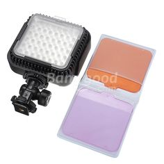 CN-LUX480 LED Video Light Lamp For Canon Nikon Camera DV SKU: SKU041832 Sold: 108 €  12.75