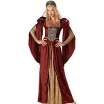 Adult Renaissance Maiden Costume inspiration