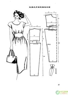 DIY dresses with patterns