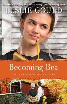 """Get a sneak peek of Leslie Gould's new Amish fiction book, """"Becoming Bea""""! If you love Amish culture or lifestyle, Leslie's series is for you. Plus stop by to find out how you can get book one of her new series for FREE!"""