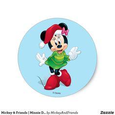 Mickey Mouse Christmas Carol Officiel Disney Carton Découpe-Xmas Party
