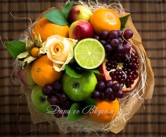 Pretty fruit Bouquet