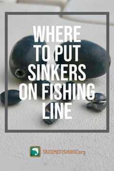 Sinkers are essential tackle for all anglers. Learn common types of sinkers, where to put sinkers on fishing line, and great tips for using sinkers correctly. Crappie Fishing Tips, Fishing Rigs, Fishing Knots, Carp Fishing, Best Fishing, Saltwater Fishing, Fishing Tackle, Catfish Fishing, Sport Fishing
