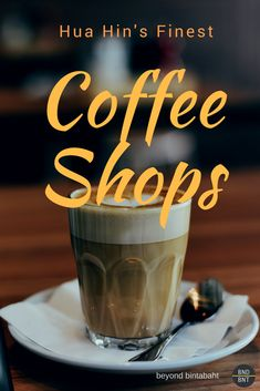 Itching for some coffee? There are many places in #huahin to get your caffeine fix from. I'm going to show you my favorites. #coffee #thailand