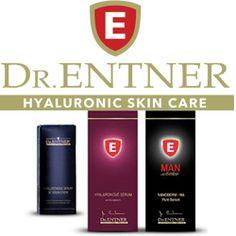 Česká vysoko účinná ultramoderná kozmetika radu Dr. Entner je preslávená svojimi efektívnymi výsledkami už po celom svete.  KYSELINA HYALURÓNOVÁ - ELIXÍR MLADOSTI , Ponúkaná kozmetika disponuje nielen omladzovacou, ale tiež liečivou silou. Dokáže výrazne pomôcť pri hojení rán, pri problémoch s akné či u dermatitíd. Prípravky sú hypoalergénne a nie sú konzervované parabény.