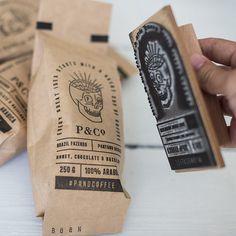 branding : #pandcoffee