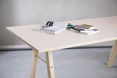 Bitterlich Studio — Move With Me Table Studio, Office Desk, Furniture Design, Nude, Interior Design, Table, Top, Home Decor, Nest Design