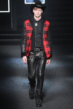 Philipp Plein Fall 2014 Menswear - Collection - Gallery - Look 1 - Style.com