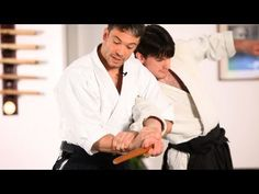 How to Do Tanto Tori | Aikido Lessons - YouTube