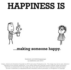 making others happy
