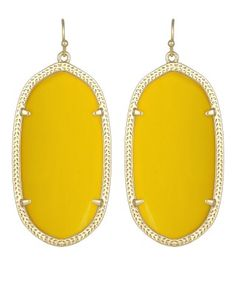 Gorgeous yellow earrings http://rstyle.me/n/def4ynyg6
