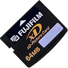64MB 18pin xD Picture Card Standard Type FujiFilm DPC-64