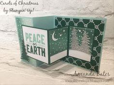 The Craft Spa - Stampin' Up! UK independent demonstrator : Carols of Christmas #3