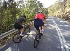 Good to ride with Ol m8 crash bandicoot last week!   Snap@thewolfferine   #adelaide