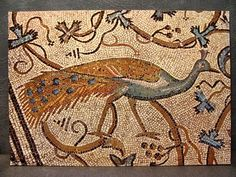 (FG/T01) AQUILEIA - MONASTERO - PAVONE DELLA CHIESA DELLA BELIGNA (MOSAICO) | Collezionismo, Cartoline, Altre cartoline | eBay! Mosaic Birds, Mosaic Art, Mosaic Pictures, Rome, Chinese Landscape, Medieval Art, Illuminated Letters, Mosaic Patterns, Ancient Romans