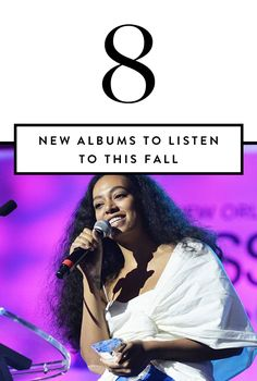 It's a new season, time for some music. Here's what you should be listening to this fall.
