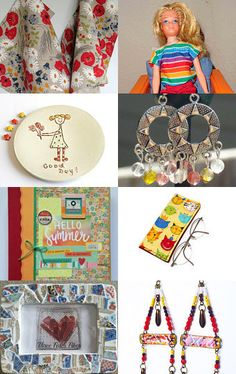 I love color... by Phyllis on Etsy--Pinned with TreasuryPin.com