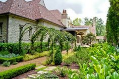 Landscape and Pool Design - traditional - landscape - atlanta - Joe A. Gayle & Associates