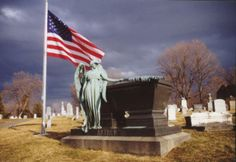 : Chester Alan Arthur - President of the United States - Buried in the Albany Rural Cemetery in Menands, New York Presidential History, Presidential Libraries, Cemetery Headstones, Cemetery Art, American Presidents, Us Presidents, Chester A Arthur, 21st President, Shadow Of The Almighty
