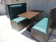 Box sillas mesas para bar restaurantes equipamiento for Sillones para bar