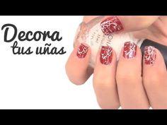 Diseños de uñas fáciles y rápidos con Konad. Easy nail art with Konad.