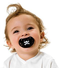 Pirate pacifier