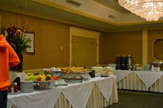 Spice Up your Life: Complimentary Breakfast and Snack from Sheraton Hotel