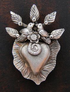 Tree Of Life Heart...   Lorena Angulo