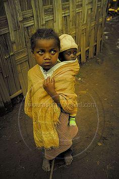 Two Babies . Ethiopia