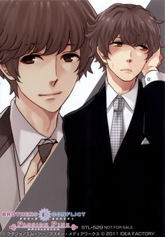 Asahina Masaomi/Image Gallery - Brothers Conflict Wiki