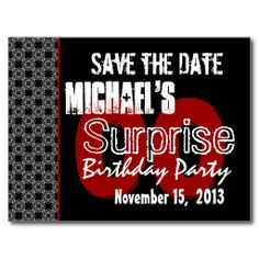 >>>Coupon Code          	Modern Save the Date Year Surprise Party W1983 Postcards           	Modern Save the Date Year Surprise Party W1983 Postcards online after you search a lot for where to buyShopping          	Modern Save the Date Year Surprise Party W1983 Postcards Review from Associated...Cleck Hot Deals >>> http://www.zazzle.com/modern_save_the_date_year_surprise_party_w1983_postcard-239857501870000794?rf=238627982471231924&zbar=1&tc=terrest
