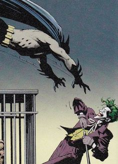 We are going to kill each other aren't we? - The Killing Joke