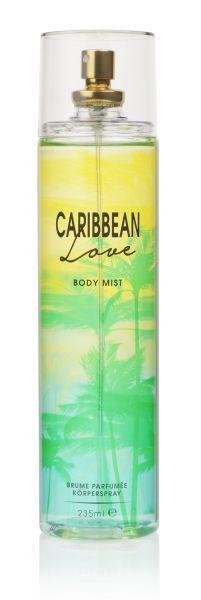 Caribbean Love Body Mist van de Action