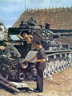 Panzer IV - tank