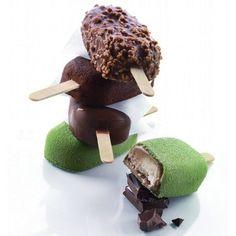 Moldes y recetas para hacer helados en casa ♥ Petit-on ♥