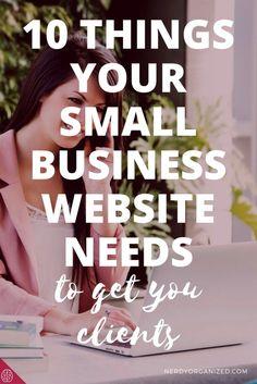 Small business website, blogging tips, online entrepreneur tips